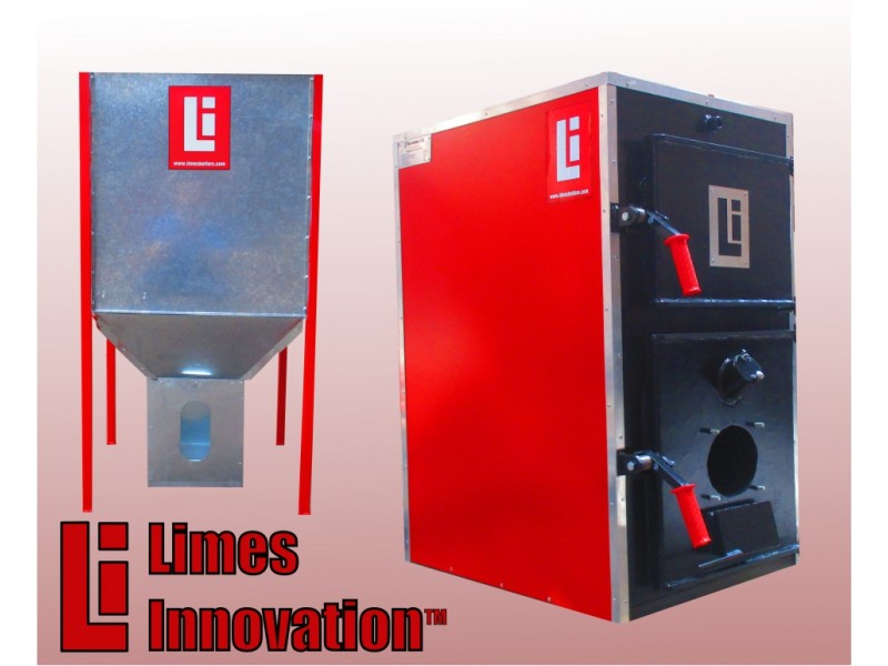 The A Series Heating Boilers